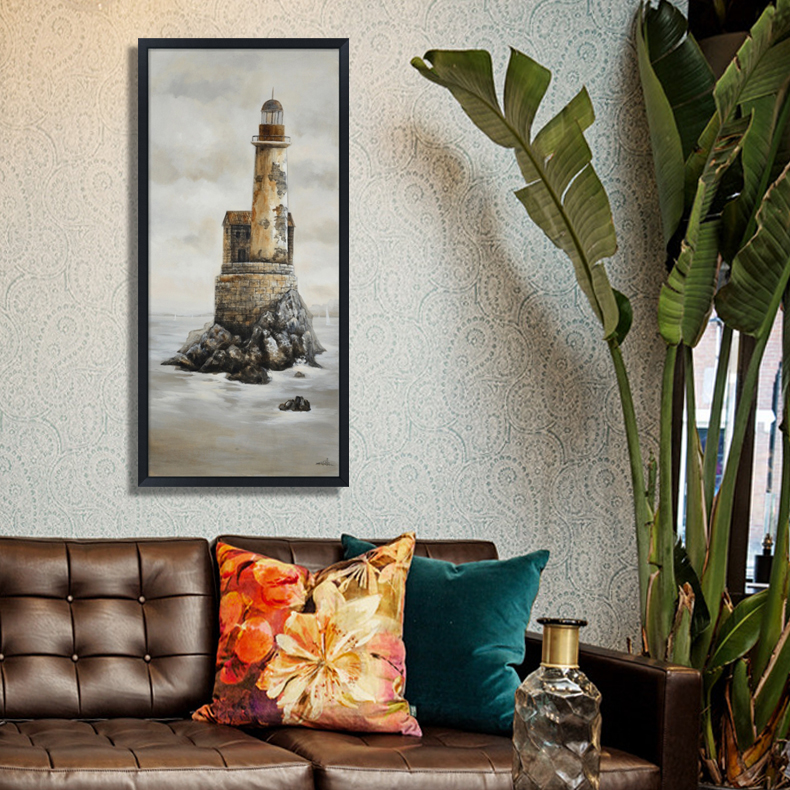 LIGHT HOUSE 3D CANVAS ART